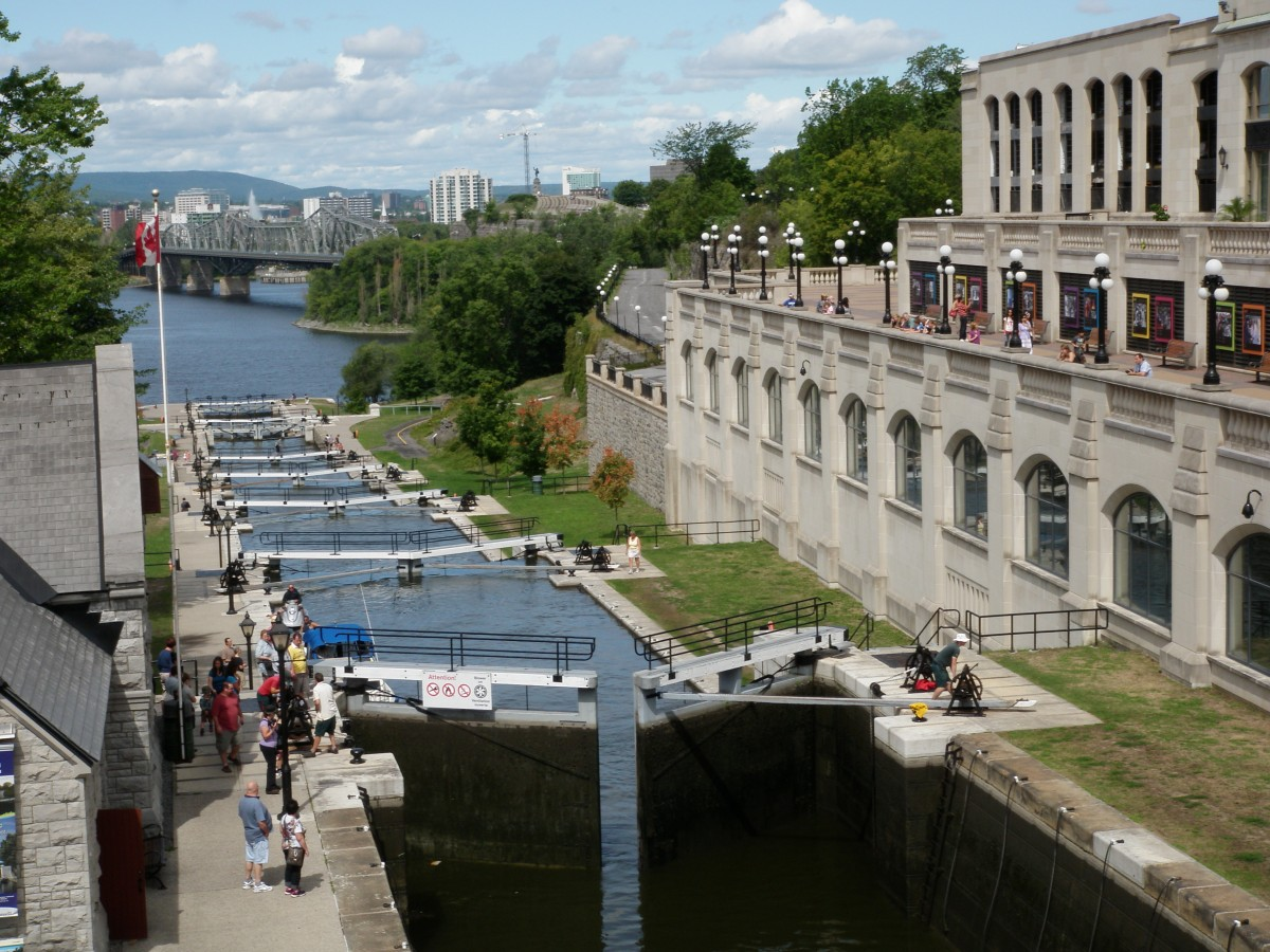 Montreal and its Waterways