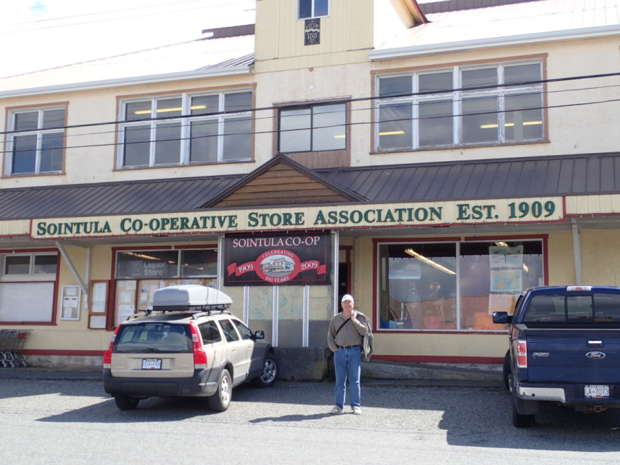 When John joined Federated Cooperatives after university he visited co-ops in remote places all over B.C., but never had a chance to get to Sointula; founded in 1909, it's the oldest operating co-op in western Canada.; better late than never!